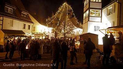 Dilsberger Weihnachtsmeile Neckargemünd