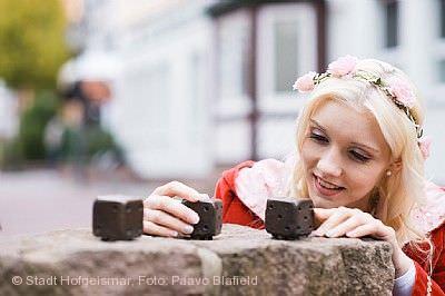 UNGEWISS: Würfelturmfest Hofgeismar