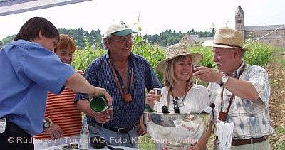 28. Eibinger Weinwanderung Rüdesheim am Rhein