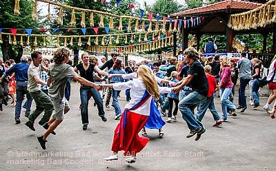 Erntedank- und Heimatfest Bad Sooden-Allendorf
