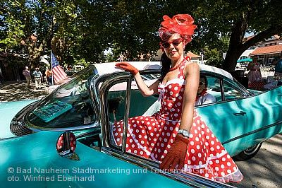 19th European Elvis Festival (ABGESAGT) Bad Nauheim