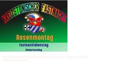 Fastnachtsveranstaltungen Heiligkreuzsteinach