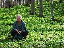 Kräuterwanderung mit Felicia Molenkamp Hessisch Lichtenau