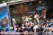 Internationales Celtic Folk Festival am Felsenmeer Lautertal (Odenwald)