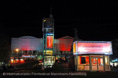 Internationales Filmfestival Mannheim-Heidelberg am 14.11.2019 bis 24.11.2019