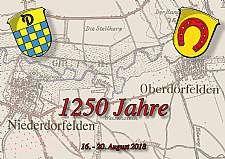 1.250-Jahrfeier Nieder- und Oberdorfelden Niederdorfelden