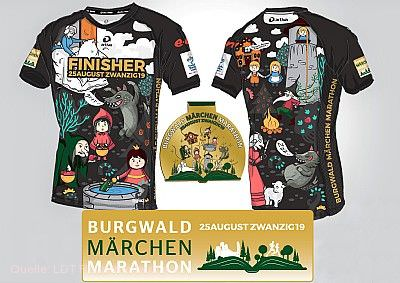 Burgwald-Märchen-Marathon Rauschenberg