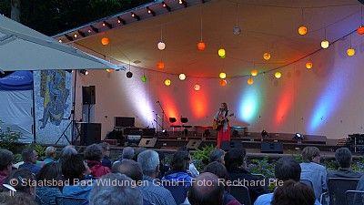 Kultursommer Nordhessen 2019 - Folk im Park Bad Wildungen am 31.07.2020 bis 01.08.2020
