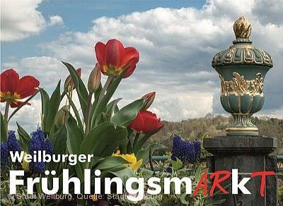 Weilburger Frühlingsmarkt mit Schlemmergasse
