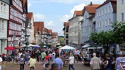 Altstadt-Gassenhauer Bad Wildungen
