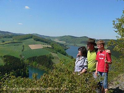 "Geführte Wanderung ""Diemelsee Panorama"""