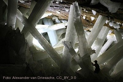 """""""Kristalle. Vom Diamant bis zum Gips"""" Wiesbaden"""
