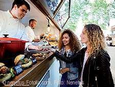 Hafenfest mit Street Food Festival und Maritimem Tag Bad Karlshafen