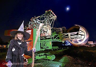 Borkener Halloween-Nacht im Museum - Abgesagt! Borken (Hessen) am 30.10.2020