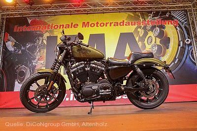 IMA - Internationale Motorradausstellung Wiesbaden