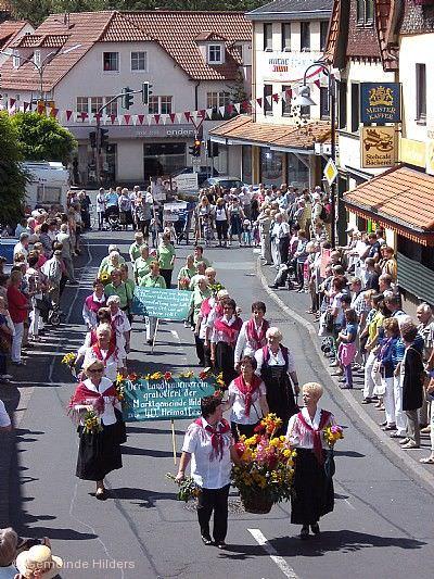 Heimatfest Hilders