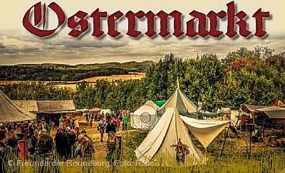 Historischer Ostermarkt Ronneburg