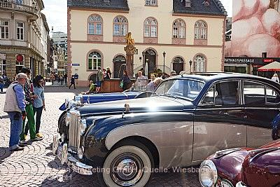 36. Internationale HMSC Oldtimerrallye Wiesbaden am 21.05.2020 bis 24.05.2020