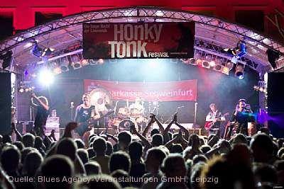 Honky Tonk®-Festival Lohr a. Main