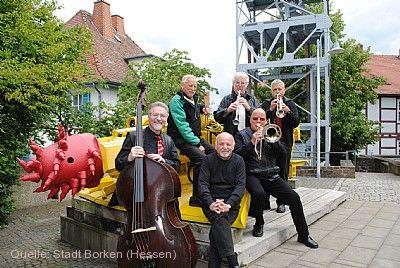 """Jazzfrühschoppen - """"Beswingt im Museumscafé"""" - wurde abgesagt! Borken (Hessen)"""
