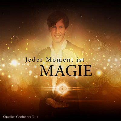 Jeder Moment ist Magie... - Kultursommer Heusenstamm