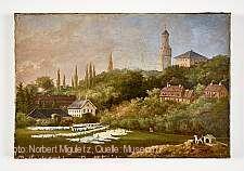 """""""Im Dienste des Hofes. Der Hessen-Homburger Hofmaler Johann Friedrich Voigt (1792-1871)"""" Bad Homburg v.d. Höhe am 09.09.2017 bis 08.01.2018"""
