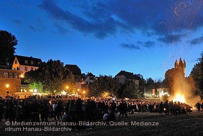 Altstadtfest und Johannisfeuer - ABGESAGT !!! Hanau