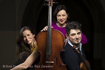 Kammerkonzert - Klaviertrio aus Riga Bad Zwesten