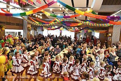 Kinderkarneval im Kurhaus Bad Zwesten