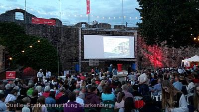 Sommer-Kino-Open-Air Lindenfels