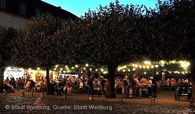 KLA Weinfest - ABGESAGT !!! Weilburg