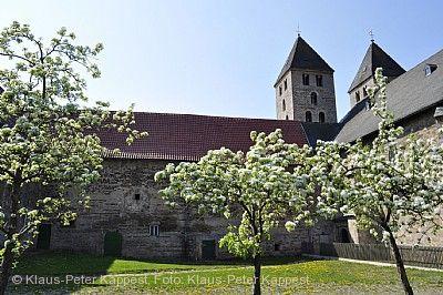Klosterführungen im Kloster Flechtdorf Diemelsee