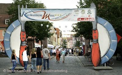 Kulinarische Meile Karlstadt