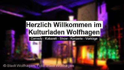 Kleinkunst im Kulturladen Wolfhagen