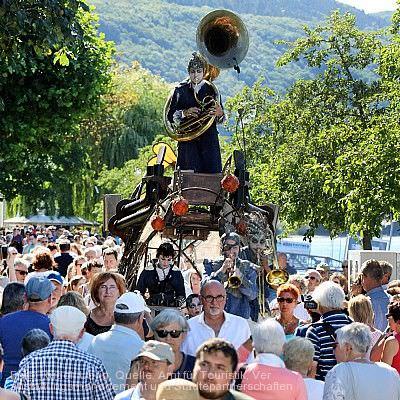 Kulturuferfest Bingen am Rhein