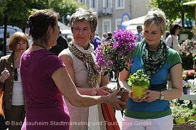 Kunst- und Gartenmarkt Bad Nauheim