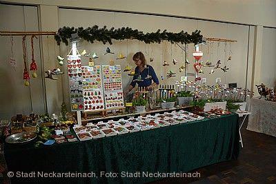 Kunst- und Handwerkermarkt Neckarsteinach