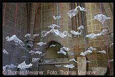Kunstausstellung im Historischen Rathaus - Thomas Meissner, Malerei, Objekte, Installationen Karlstadt