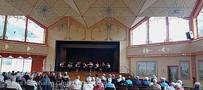 Konzert der Kurkapelle Bad Karlshafen