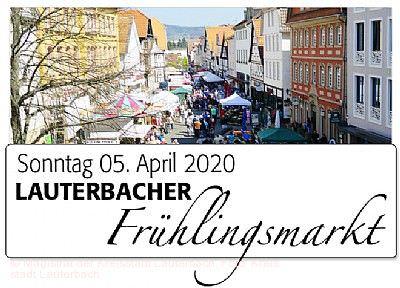 Lauterbacher Frühlingsmarkt Lauterbach (Hessen)