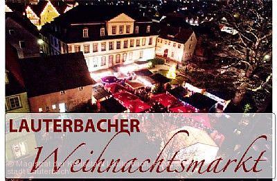 Lauterbacher Weihnachtsmarkt Lauterbach (Hessen)