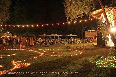Lichter-Musikfestival Bad Wildungen
