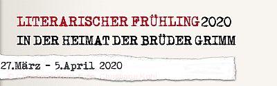 Literarischer Frühling 2020 Waldeck (Edersee)