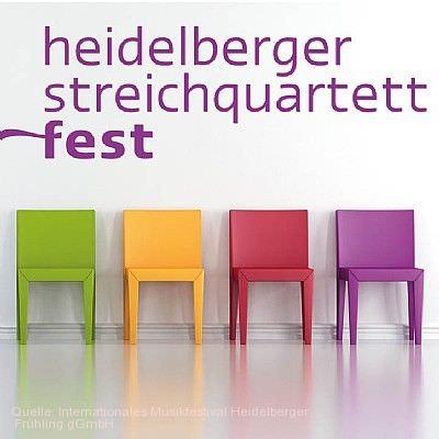 """Streichquartettfest - """"Zeitgenossen"""" Heidelberg"""