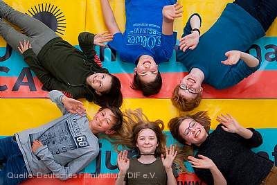 """Lucas"" - Internationales Festival für junge Filmfans Frankfurt am Main"