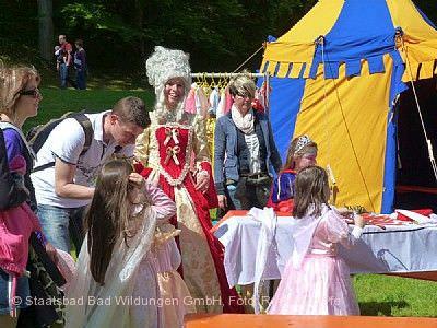 """Märchenfestival """"7 auf einen Streich"""" Bad Wildungen"""