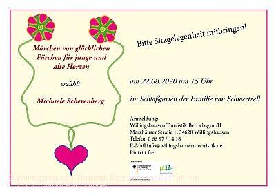 Märchenstunde mit Michaele Scherenberg Willingshausen