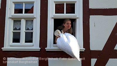 """Naturbühne Bergfreiheit - """"Märchentheater"""" Bad Wildungen"""