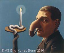 """""""Magritte. Der Verrat der Bilder"""" Frankfurt am Main"""