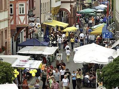 Maimarkt Karlstadt